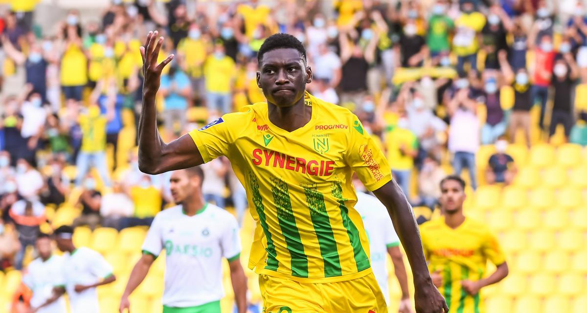 FC Nantes – Mercato: Randal Kolo Muani aurait pu filer en Italie