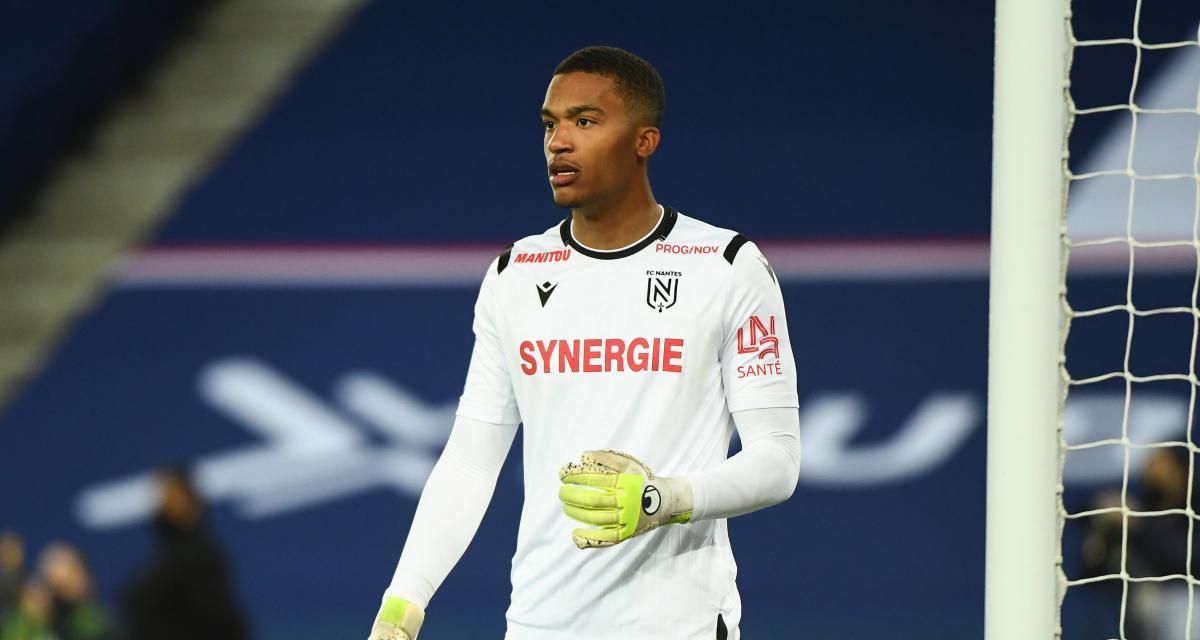 FC Nantes: Alban Lafont a déjà fait un choix fort pour son avenir
