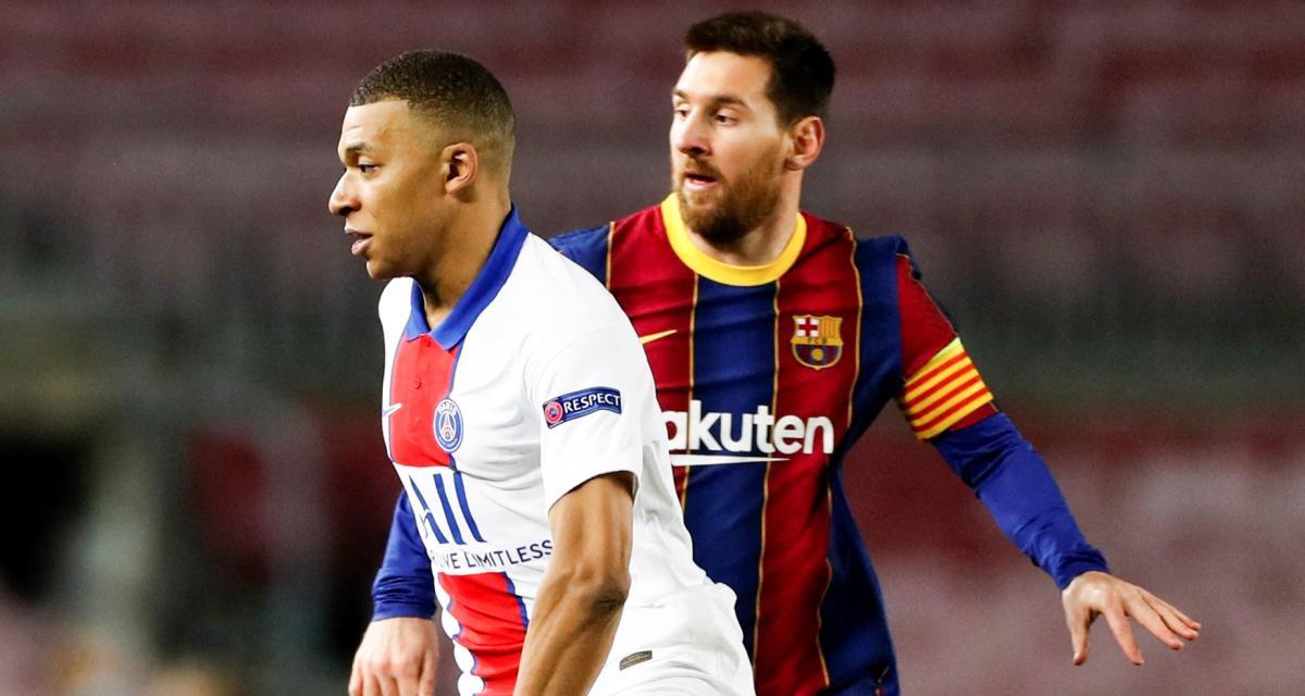 PSG - Mercato : le rêve d'un trio Mbappé - Messi - Neymar torpillé d'entrée