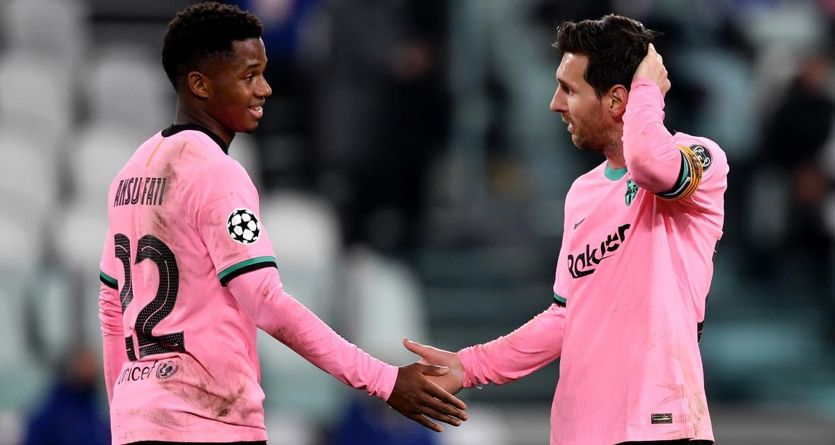 FC Barcelone : le chouchou de Messi vit un calvaire
