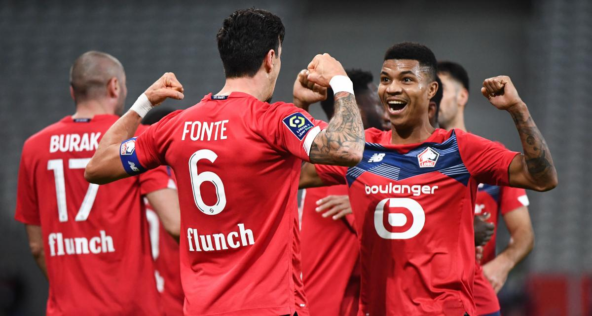 LOSC, OL, PSG : Lille champion devant Paris et Lyon, il donne la recette