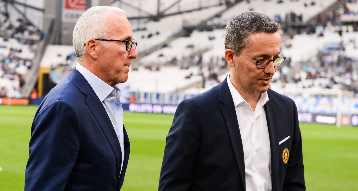 OM : Jacques-Henri Eyraud connait son nouveau poste au club