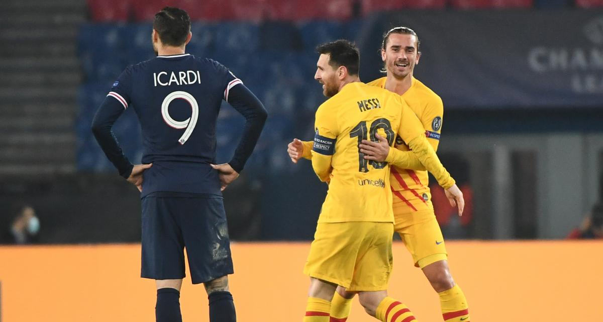 PSG, FC Barcelone - Mercato : Icardi sacrifié pour recruter Messi ?