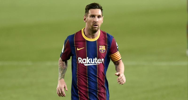 Le plan du PSG pour Messi