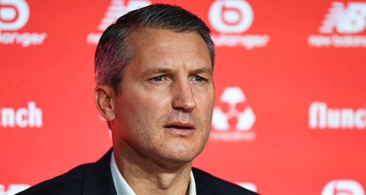 LOSC - Mercato : Létang a encore mis la main sur un renfort de choix du PSG !