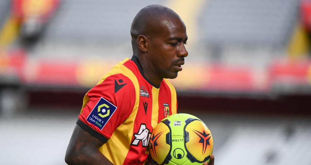 RC Lens : Gaël Kakuta frappé par un gros coup dur