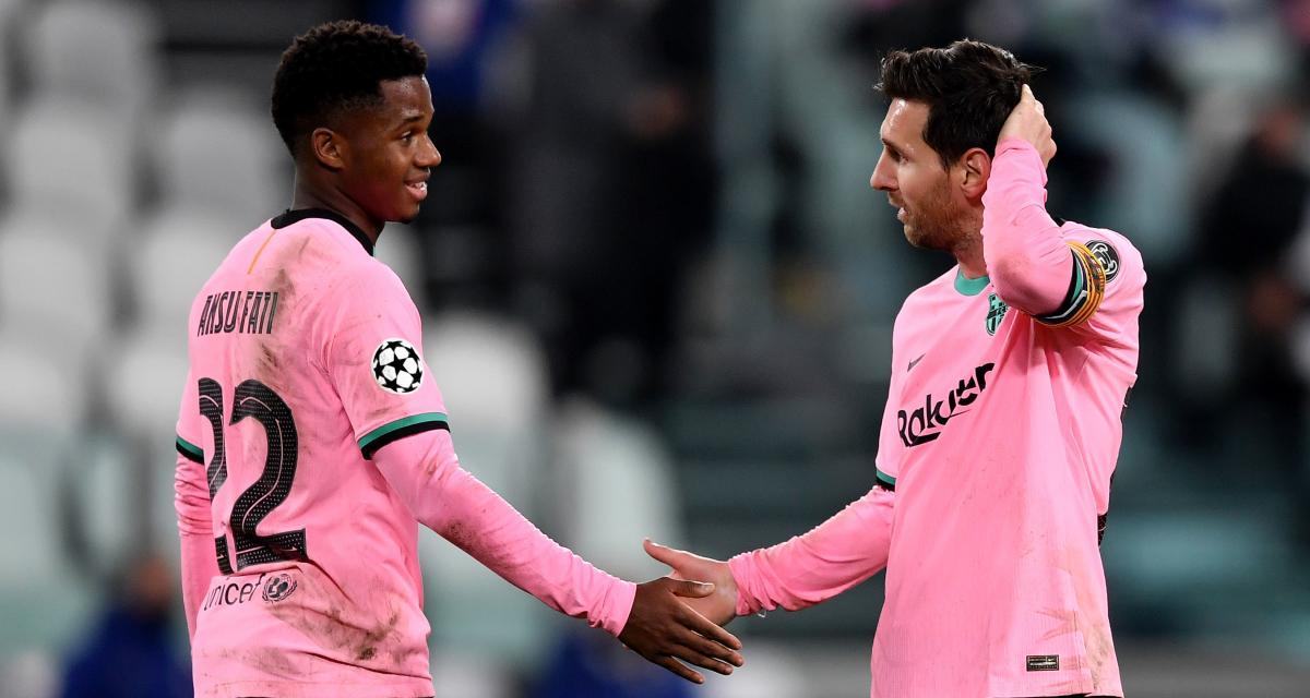 FC Barcelone : retournement de situation pour le protégé de Lionel Messi