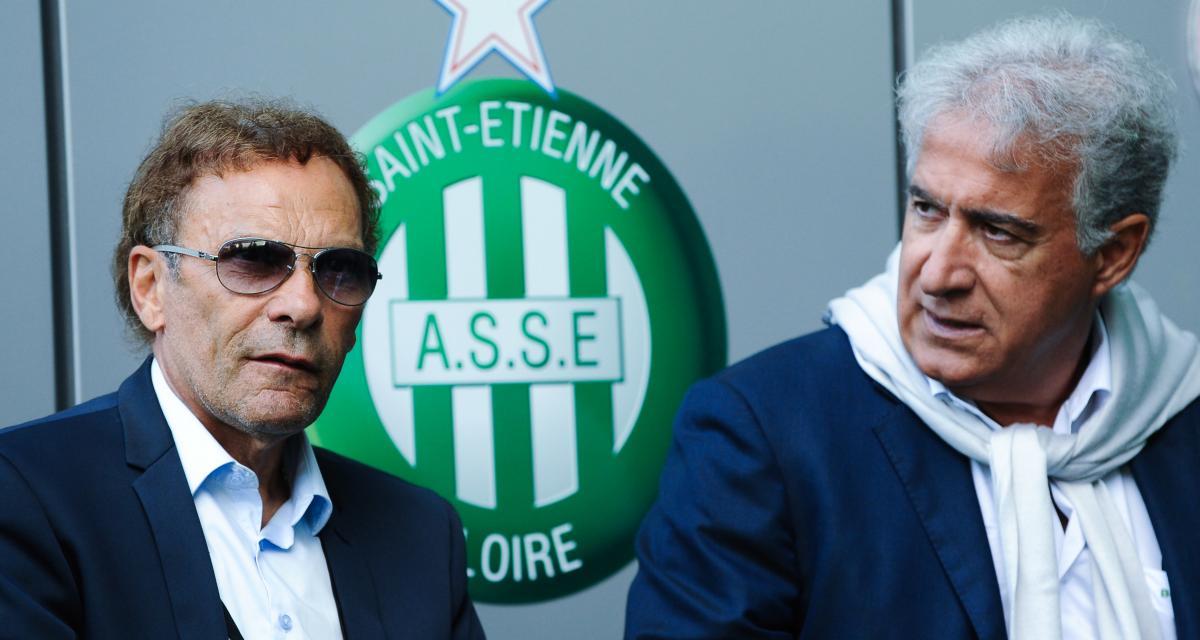 ASSE : la dernière action coup de poing des supporters contre le duo Romeyer – Caïazzo