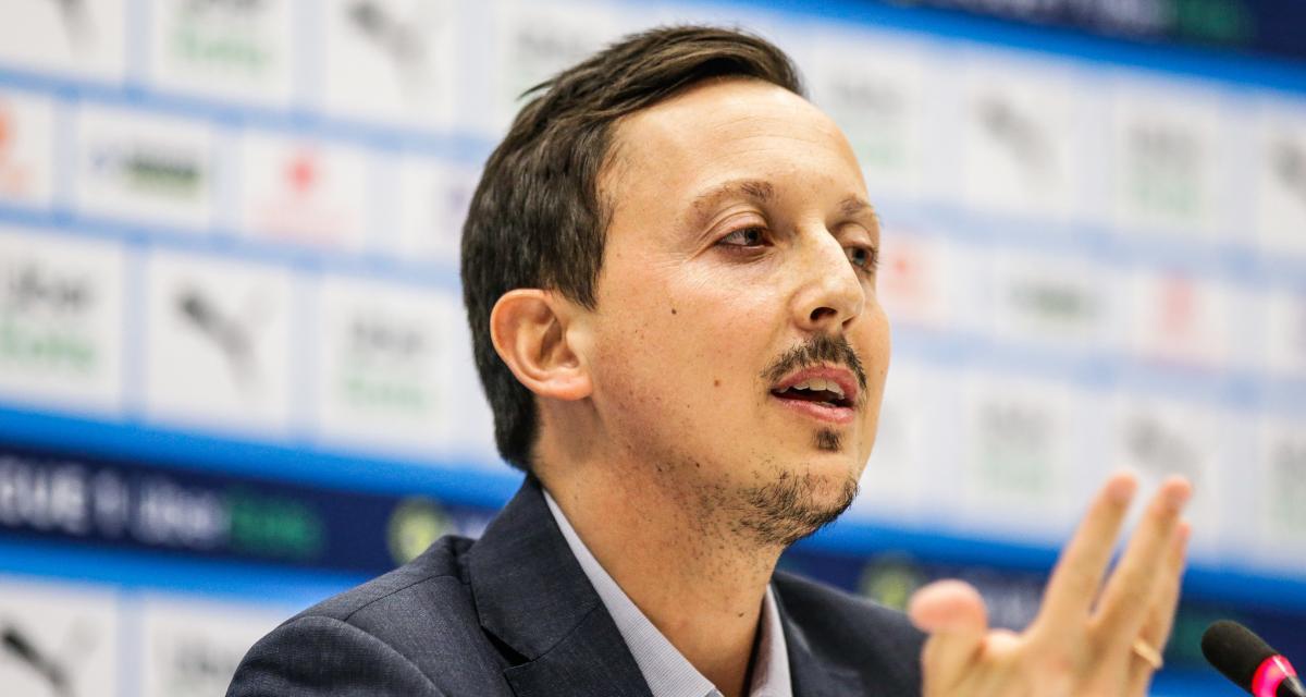 OM – Mercato: Pablo Longoria a déjà tiré un trait sur un renfort hivernal