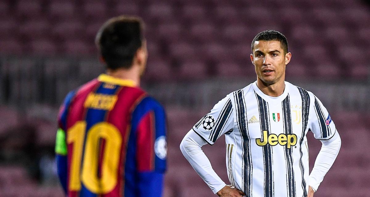 Juventus Turin, FC Barcelone – Mercato: un projet monumental émerge pour CR7 et Messi