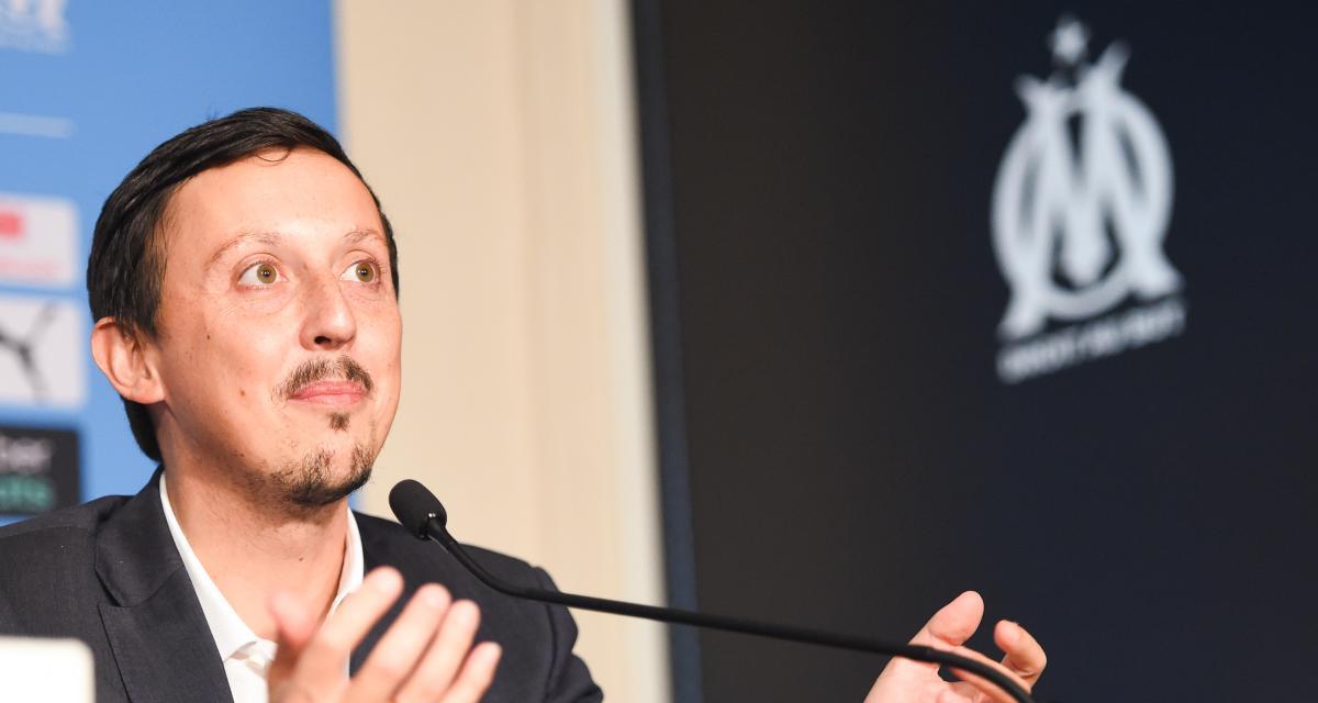 OM - Mercato : une obsession de Longoria pourrait vite débarquer à Marseille