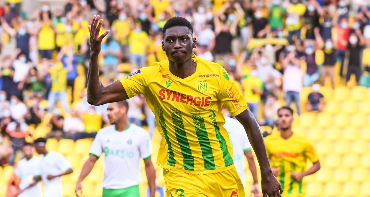 FC Nantes: Randal Kolo Muani a gommé deux défauts rédhibitoires