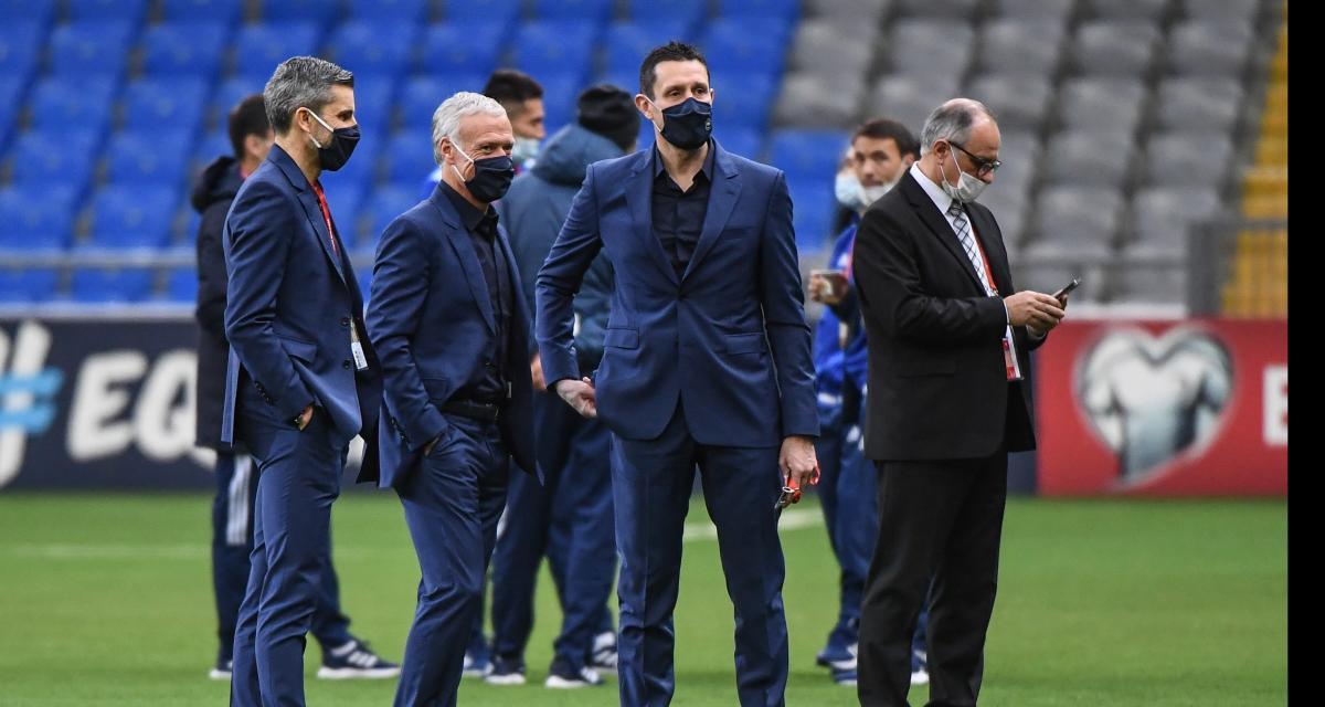 Equipe de France : l'affaire Benzema poursuit Deschamps jusqu'au Kazakhstan !