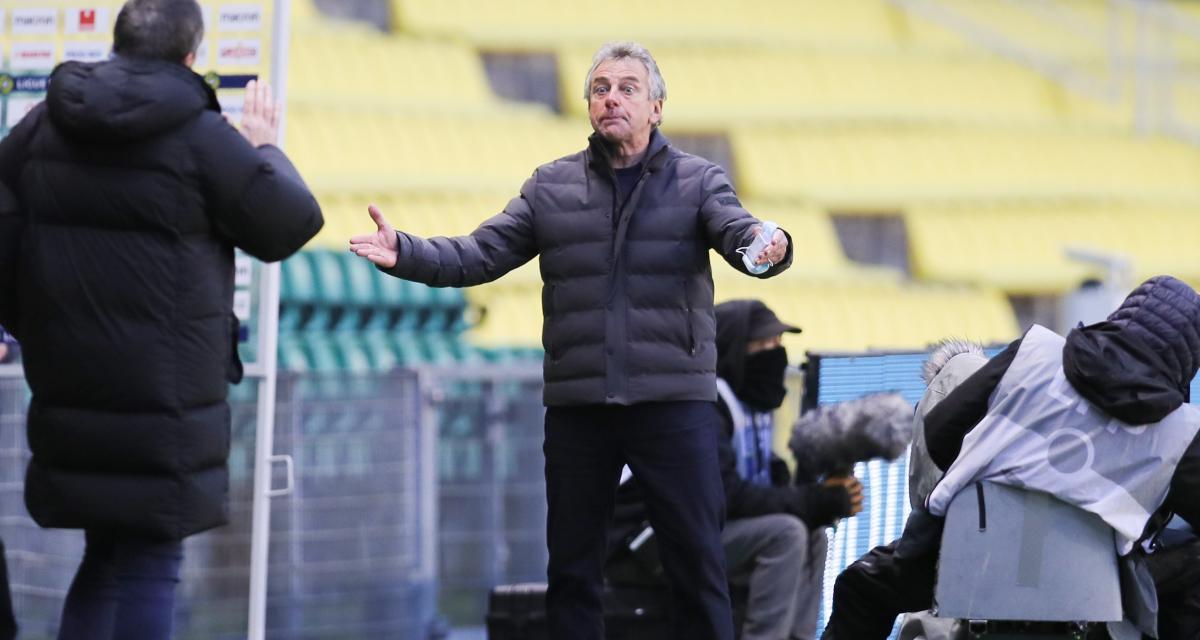 FC Nantes : Christian Gourcuff brise le silence et prend position