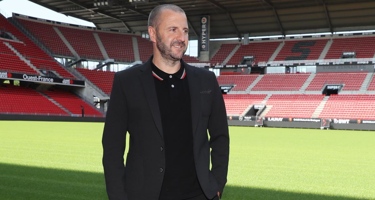 Stade Rennais, OL : un camouflet inattendu asséné à Florian Maurice
