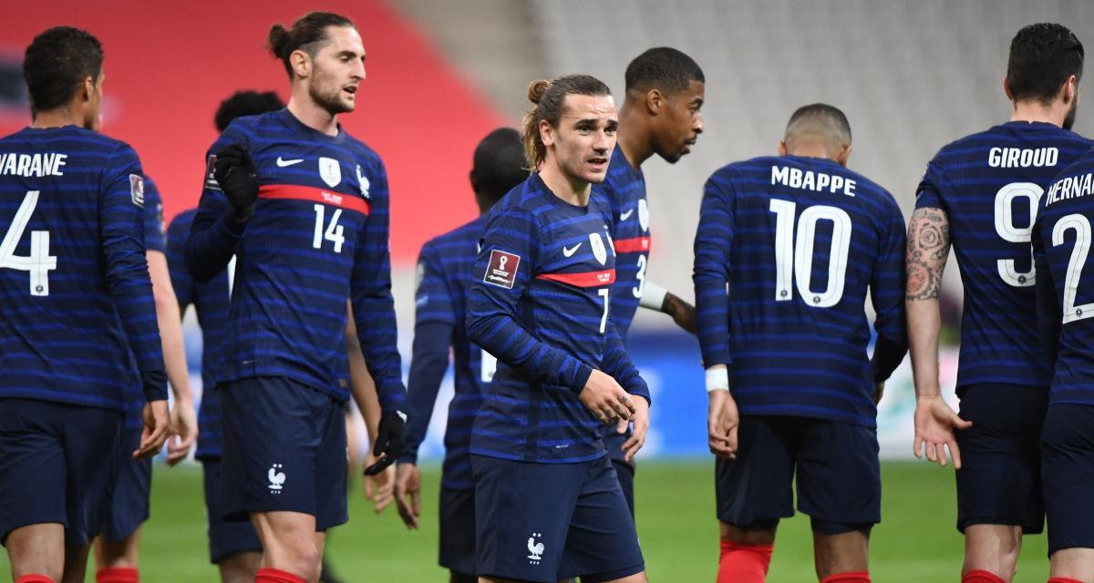 Bosnie-Herzégovine - France : sur quelle chaîne voir le match ?