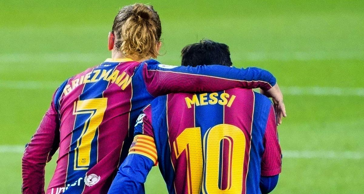FC Barcelone, PSG - Mercato : Messi a refusé une recrue pour sauver Griezmann !
