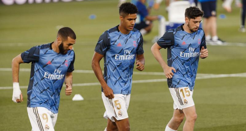 Le PSG s'attaque à deux cadres du Real Madrid