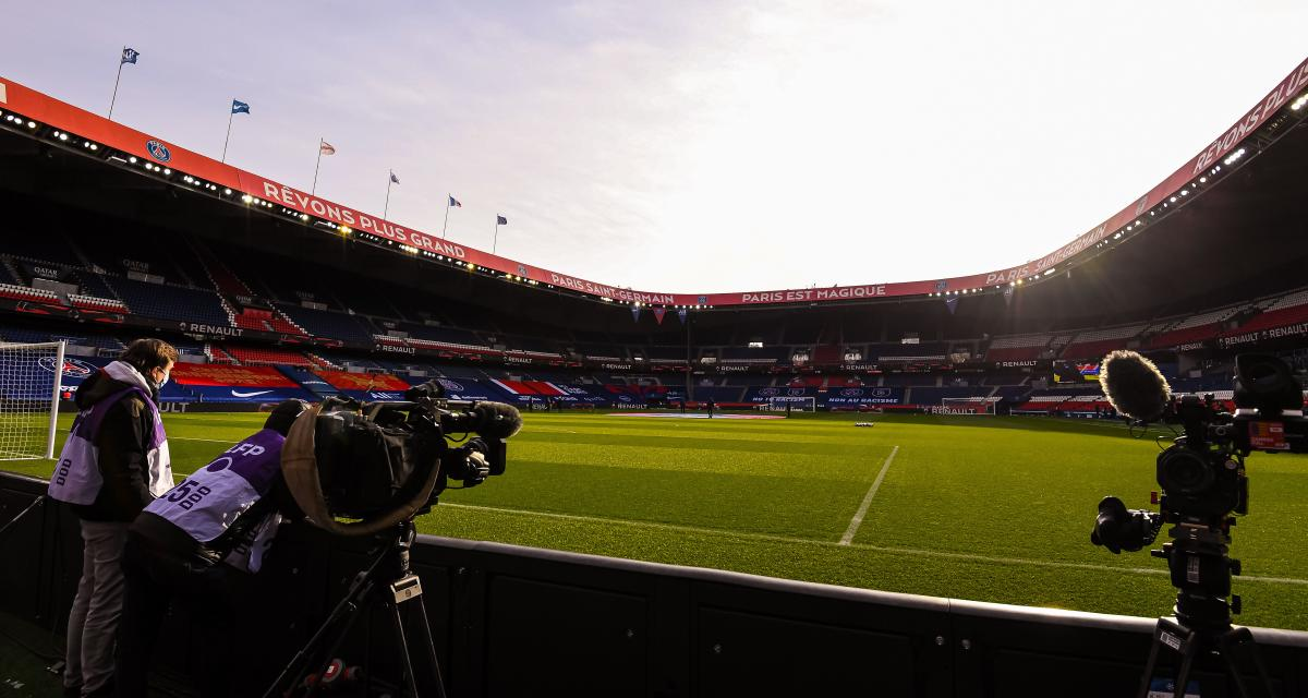 PSG - Lille : sur quelle chaîne voir le match ?