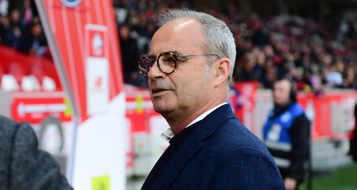 LOSC, OM, Real Madrid - Mercato : Luis Campos s'offre une sortie très étonnante