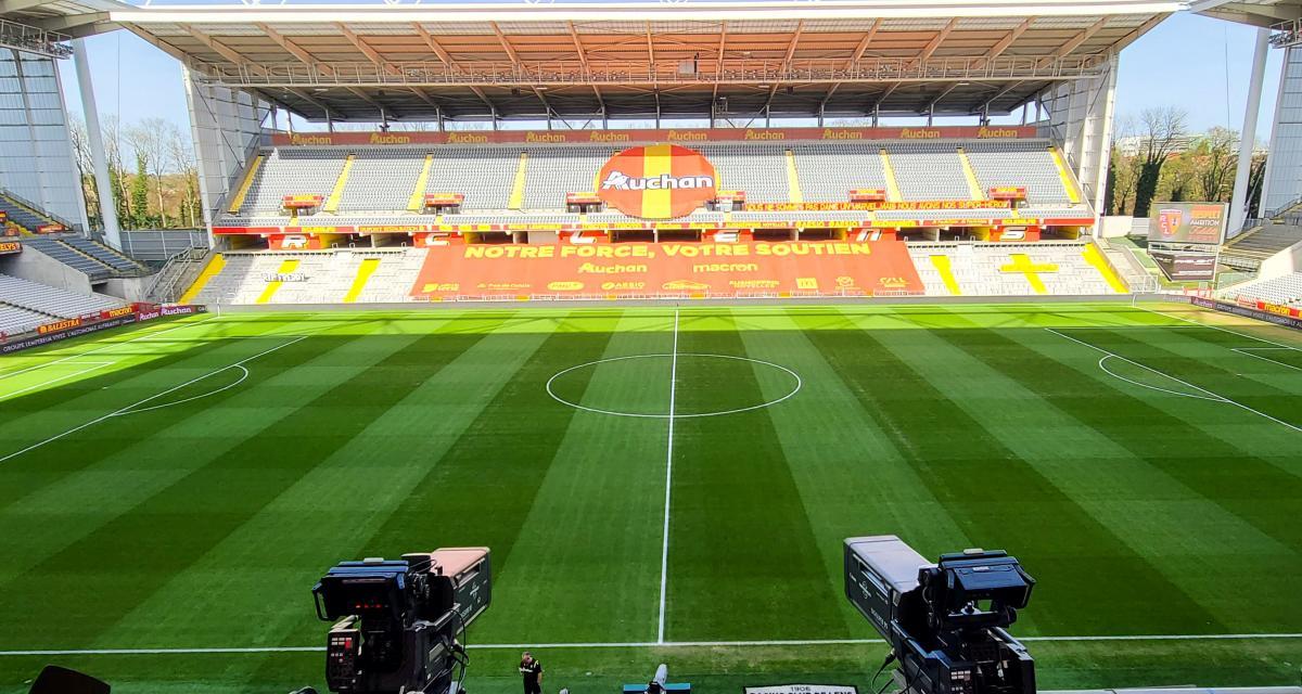 Lens - Lyon : sur quelle chaîne voir le match ?