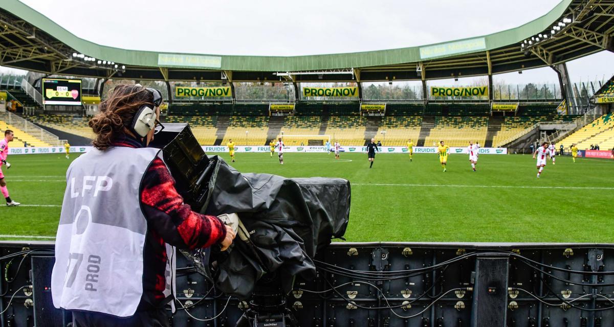 Nantes - Nice : sur quelle chaîne voir le match ?
