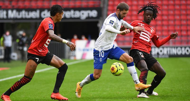 Reims - Rennes sur Multisports 4