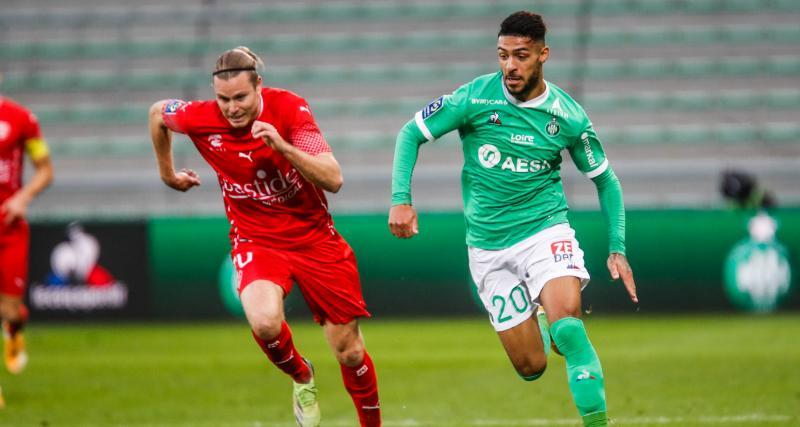 Nîmes - ASSE sur Canal+Sport