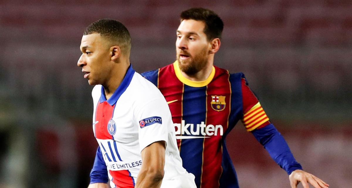 Les infos du jour : Messi - Mbappé - Agüero, ça s'agite, Aulas brille, Lewandowski blessé