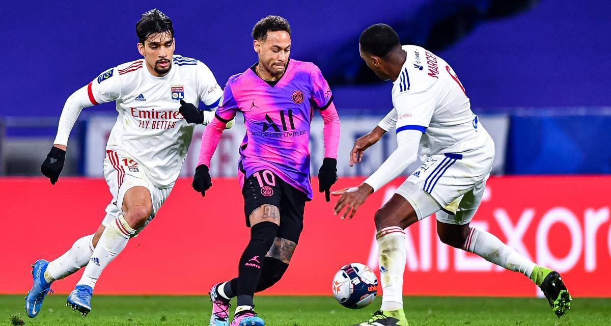PSG - LOSC : Neymar en forme olympique, la colère monte chez Galtier