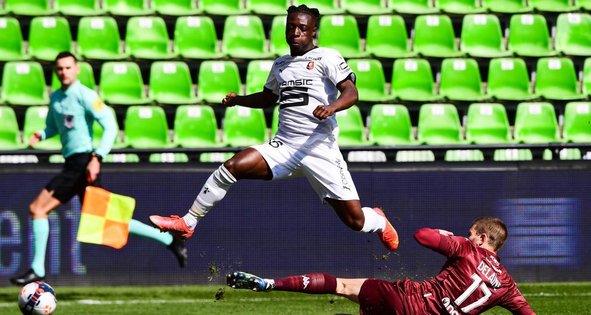 Stade Rennais : Pierre Ménès sur la touche, Doku se lâche avant Reims