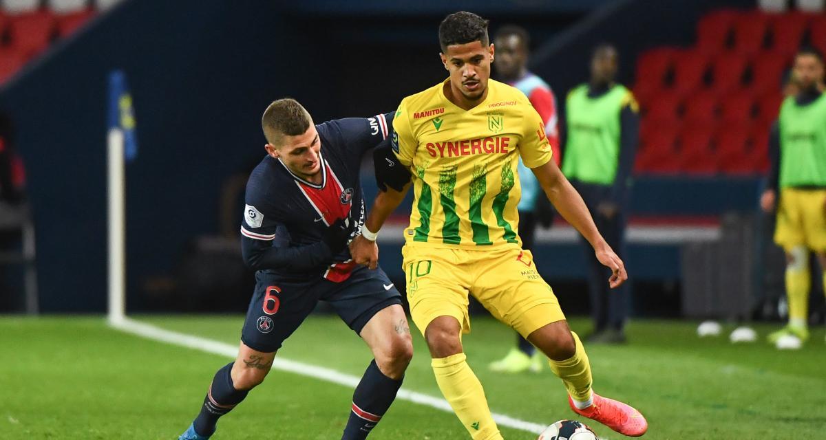 FC Nantes : Blas manque de respect au club en vue du mercato, il se fait démolir !