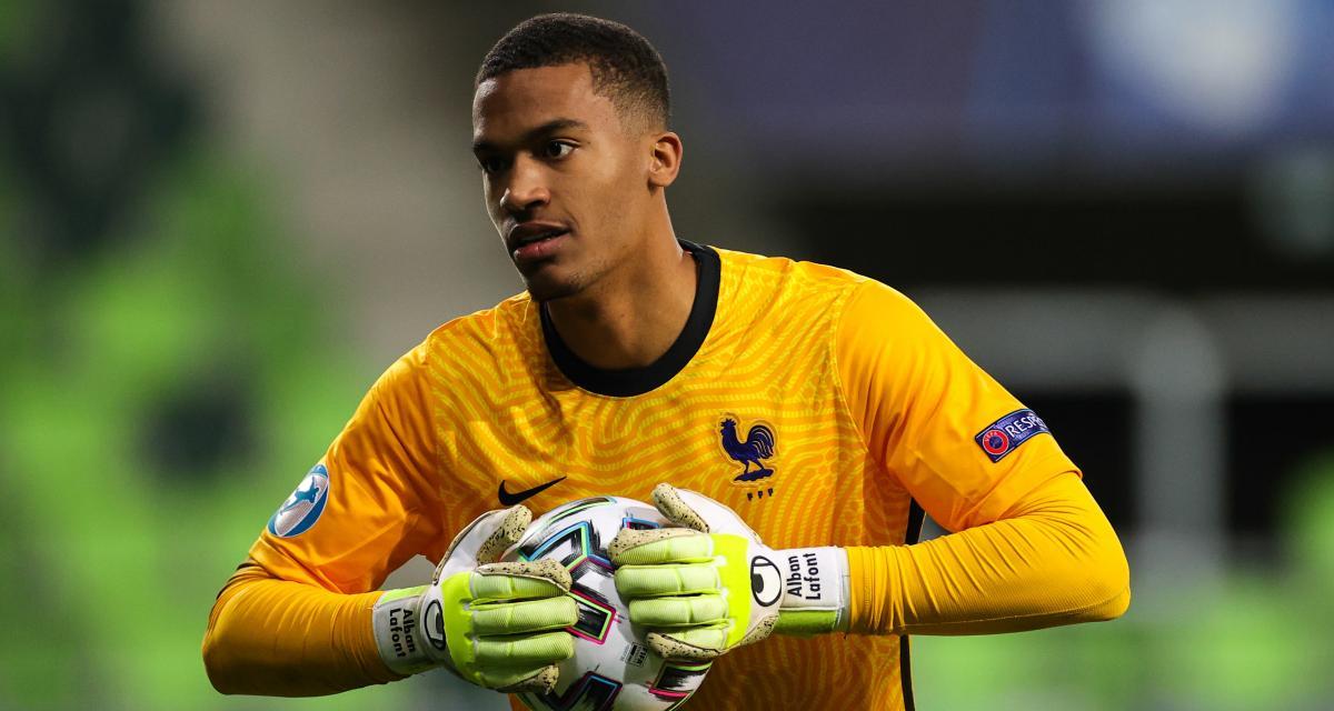 FC Nantes, OM - Mercato : un gros club anglais suivrait Alban Lafont