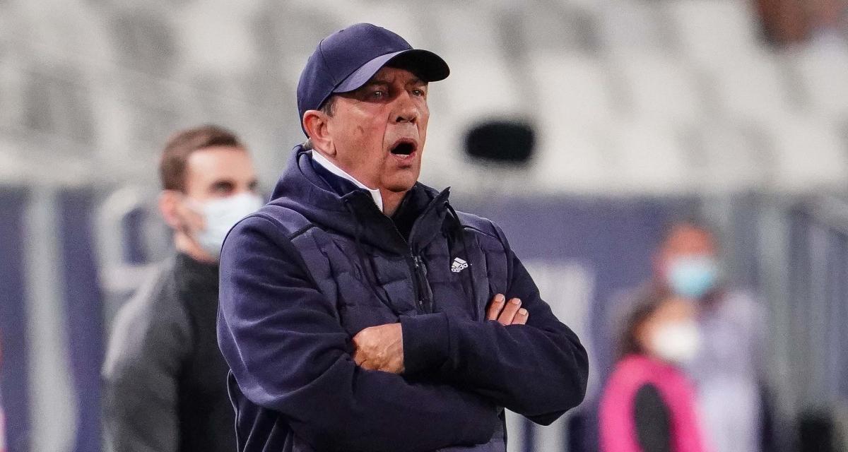 Girondins, FC Nantes : quand Domenech vole au secours de Gasset