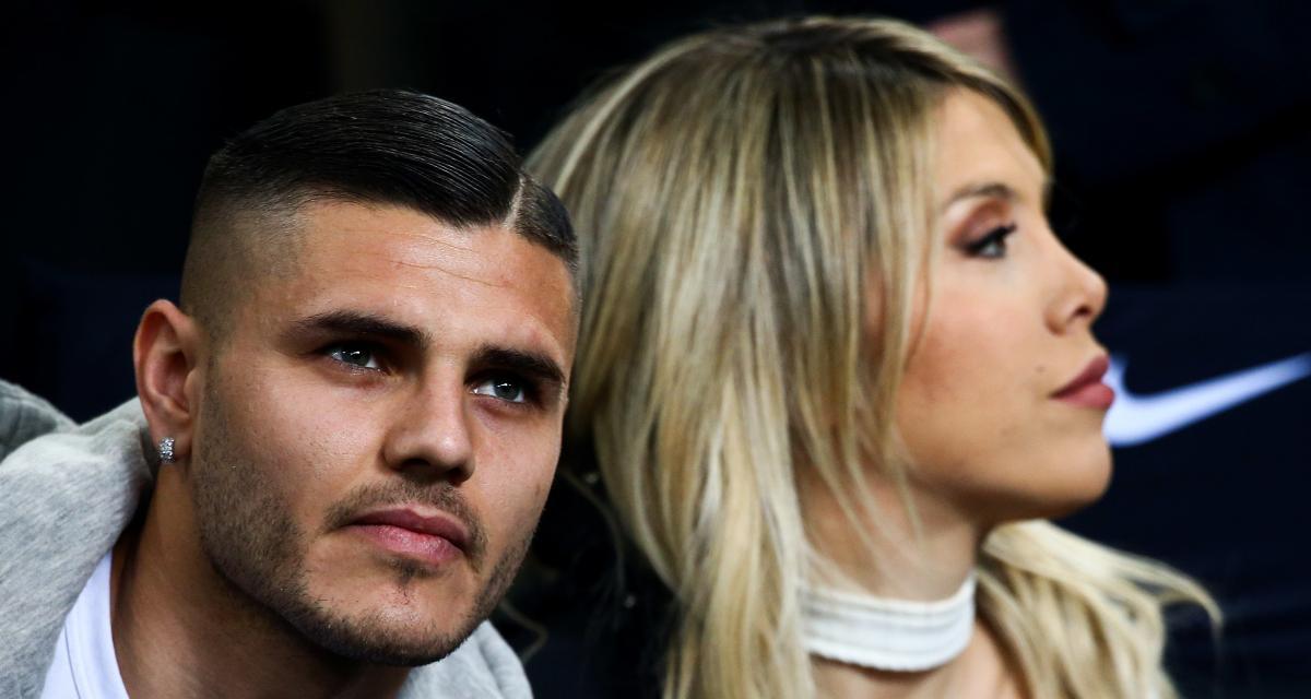 PSG : Wanda Nara mouche Mauro Icardi après un commentaire désobligeant
