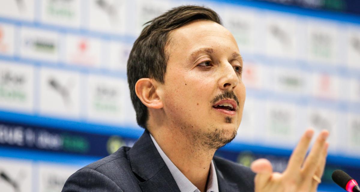 OM, LOSC - Mercato : Pablo Longoria prendrait des risques dignes de Luis Campos