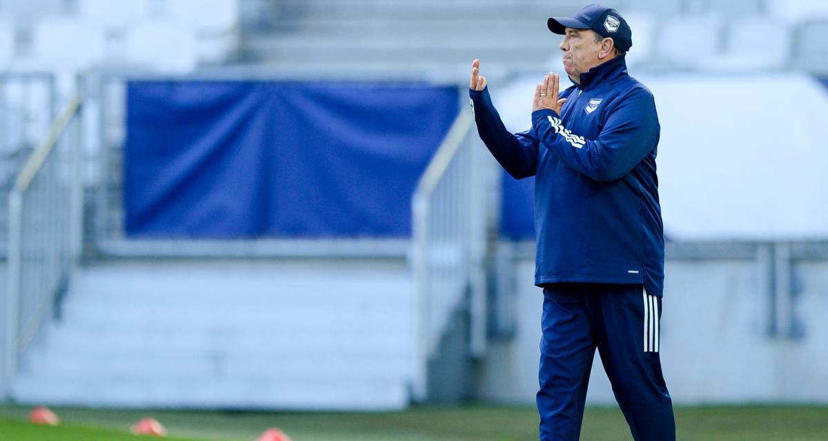 Girondins, ASSE : un coach de renom pour remplacer Gasset à Bordeaux ?