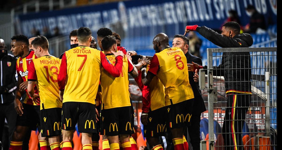 RC Lens : blessés, Lyon, fierté, Cahuzac, Haise avait des choses à dire