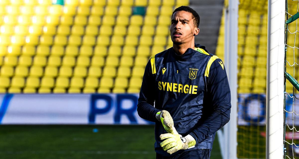 FC Nantes – Mercato: Alban Lafont a tranché pour son avenir