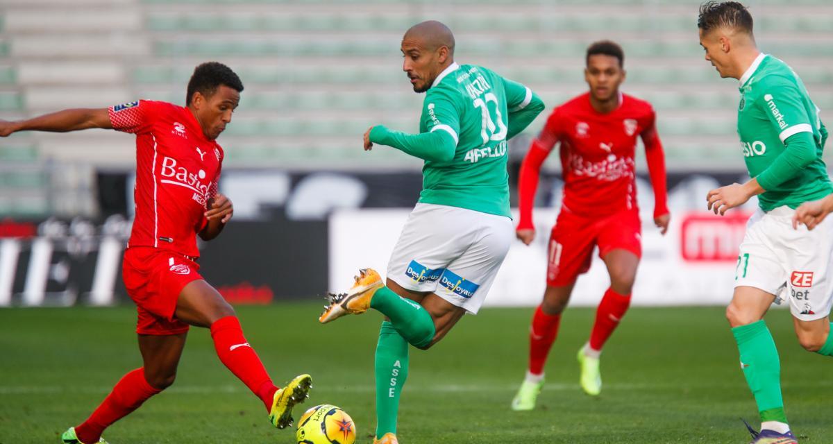 Ligue 1 : Nîmes - ASSE, les compos probables et les absents