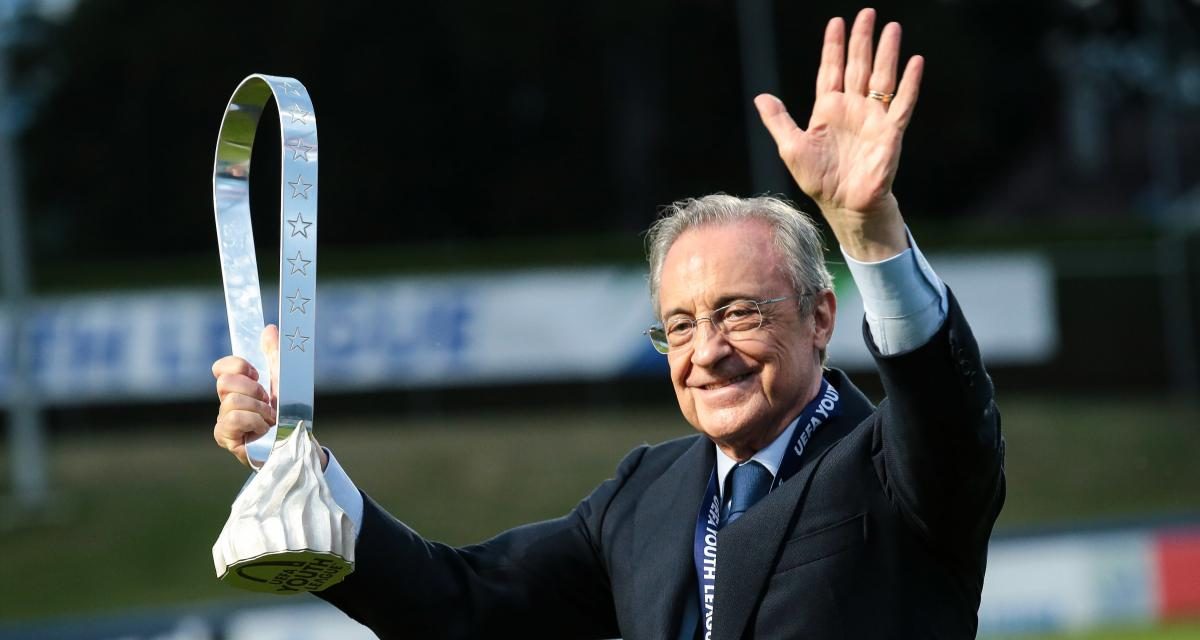 Real Madrid : avenir du club, Mercato... Florentino Perez remet sa couronne en jeu