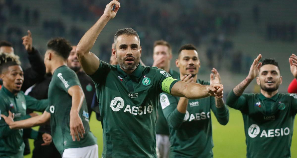ASSE : Loïc Perrin a bel et bien débuté sa nouvelle vie en Vert