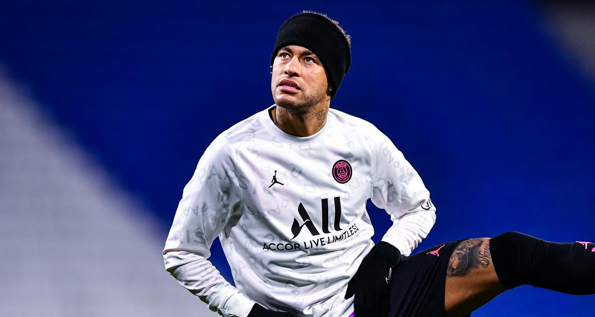 PSG: la réponse de Neymar aux critiques sur son hygiène de vie