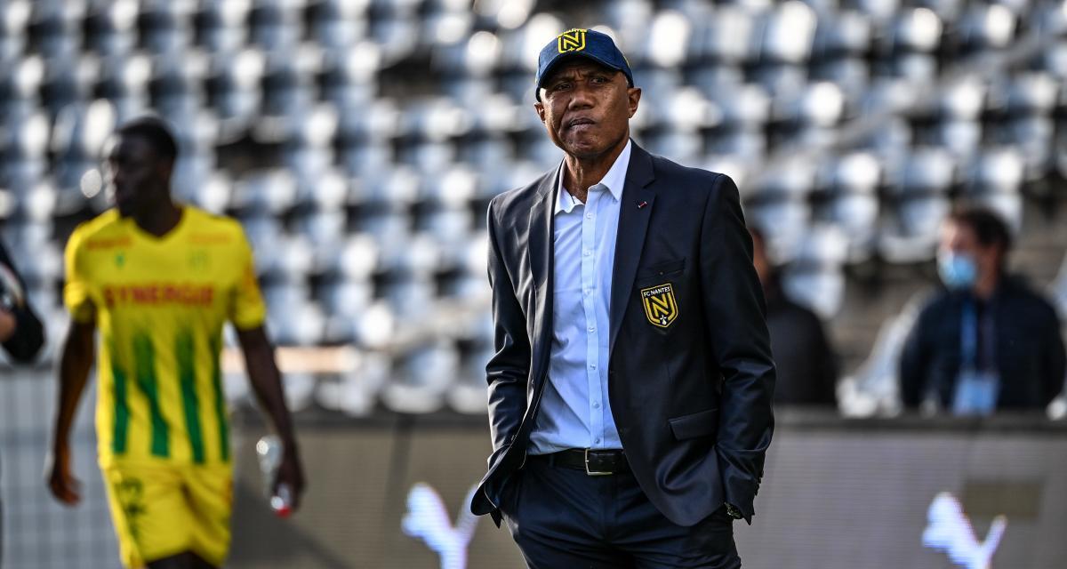 FC Nantes : Nice, absents, le duo Kolo Muani - Simon... Ce qu'il faut retenir de la conf' de Kombouaré