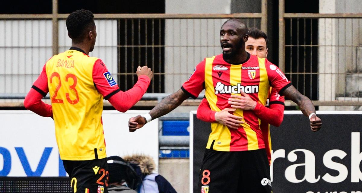 RC Lens - Mercato : Fofana a refusé deux cadors italiens