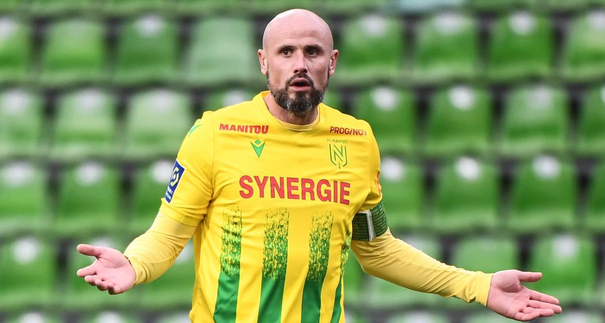FC Nantes : les attaquants de Kombouaré prennent un terrible avertissement