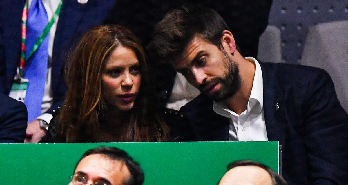 FC Barcelone: le couple Piqué – Shakira confronté à un souci inattendu