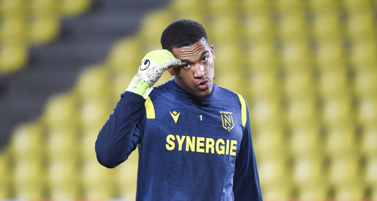 FC Nantes, OM – Mercato: les Canaris ont une raison de plus de lâcher Alban Lafont