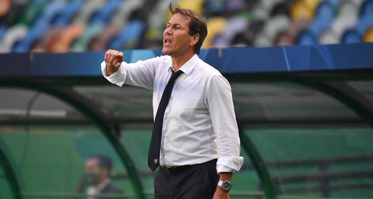 RC Lens - OL (1-1) : Rudi Garcia a ciblé les coupables lyonnais