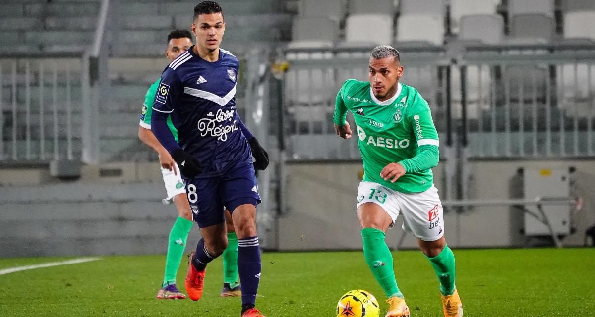 Girondins, ASSE : Ben Arfa a salement trahi Gasset et rêve de le voir partir !